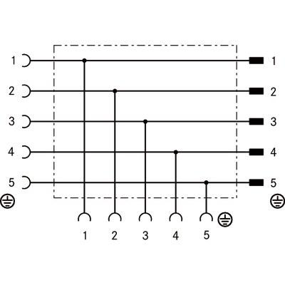 EPIC® SENSOR M12 T-Verteiler