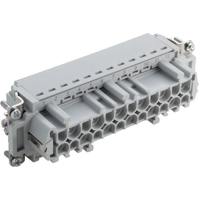 EPIC® H-BE 24 Push-In termination