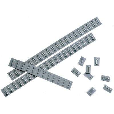 FLEXIMARK® MR Stainless steel character