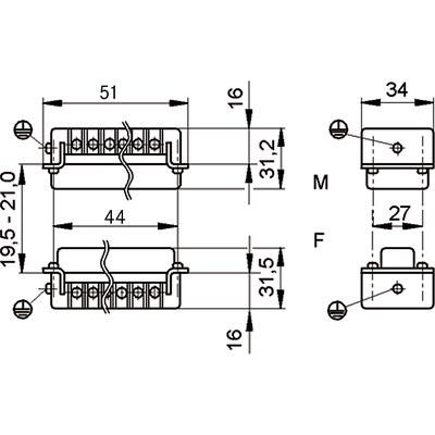 EPIC® H-BE 6 šroubovací připojení