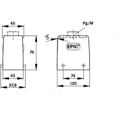 EPIC® H-B 24 TGH