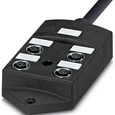 Verdeelbox M12