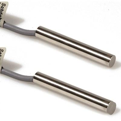 Induktiv givare Ø 6,5 mm med kabel
