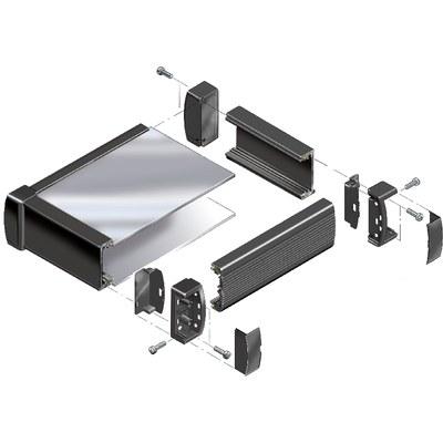 Aluplan AP 5 - Robust elektronikkapsling av aluminium