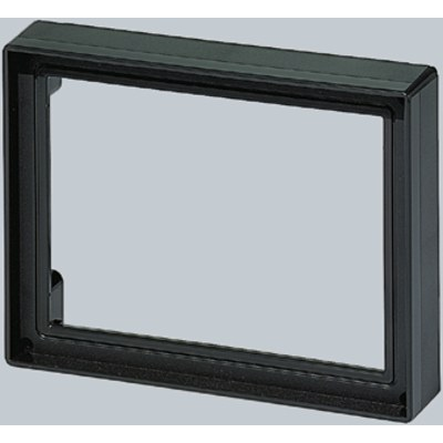 CombiCard kapslingsdel front - Frontram öppen FO för frontplåt
