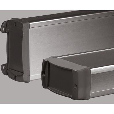 BOS-Ecoline 1240 - Profilkapsling av aluminium med plastgavlar