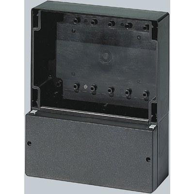 CombiCard kapslingsdel rygg - Ryggdel RD...G-K... med stor plintlåda