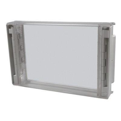CombiCard II kapslingsdel front - Frontlock transparent FD...G