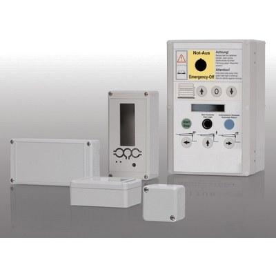 Euromas II i PC eller ABS - Halogenfri med modern design