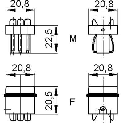 EPIC® STA 6 letovací připojení