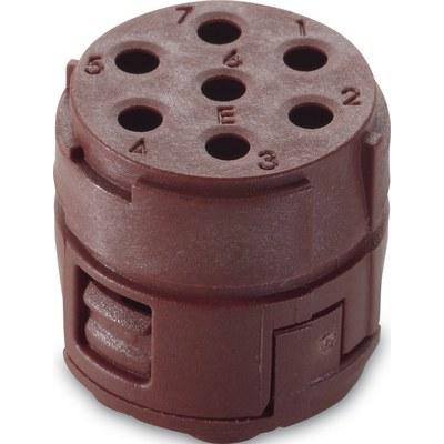 EPIC® SIGNAL M23 Inserts 7 pole