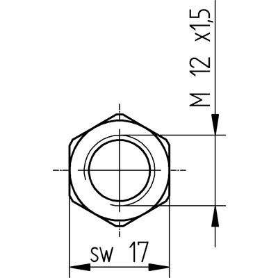 EPIC® SOLAR M G5 встраиваемый разъем (вилка)