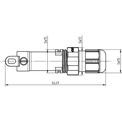 EPIC® SOLAR M (вилка) для монтажа на месте