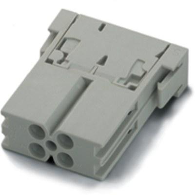 EPIC® MC Modul: 4poli, cleme elastice