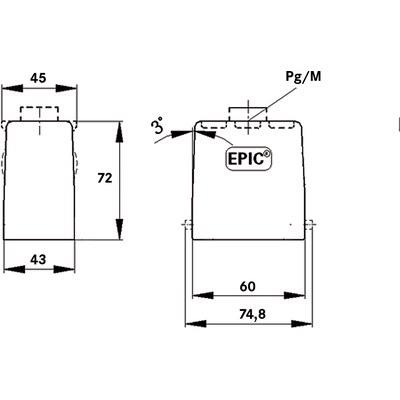 EPIC® H-B 6 TGH