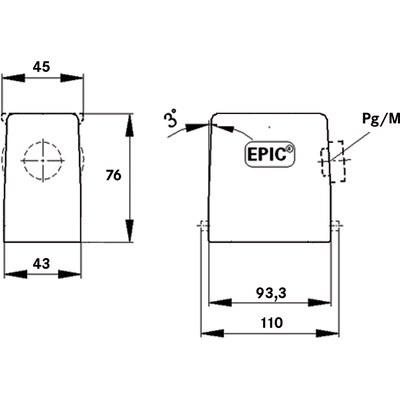 EPIC® H-B 16 TSH-RO