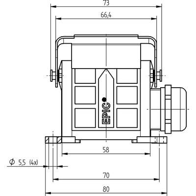 EPIC® ULTRA H-B 6 SGR-LB