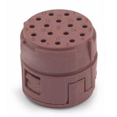 EPIC® SIGNAL M23 insats 16-polig