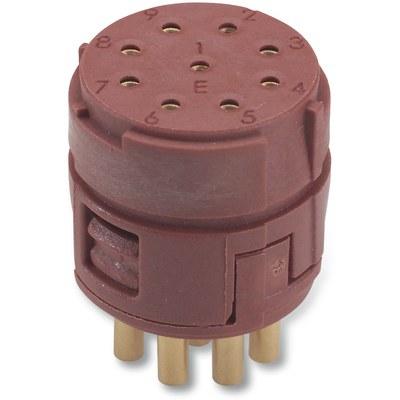 EPIC® SIGNAL M23 Inserts 9 pole