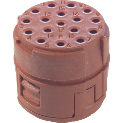 EPIC® SIGNAL M23 Insert cu 17 poli D-Sub
