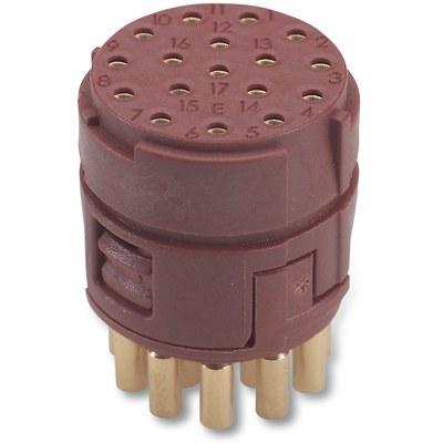 EPIC® SIGNAL M23 Inserts 17 pole