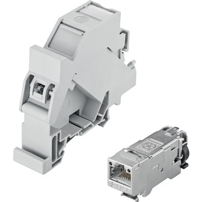 EPIC® DATA HS RJ45F Cat.6A