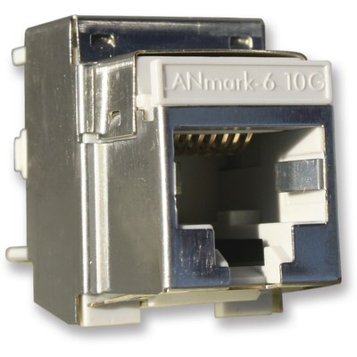 LANmark-6 EVO SnapIn Connector 10G