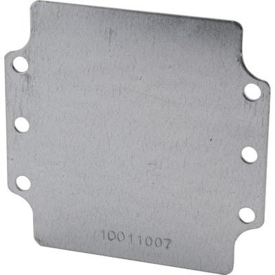 Tillbehör Euromas i aluminium - Monteringsplatta M