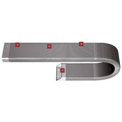 Översikt typ MOBIFLEX, innerhöjd 24-167 mm