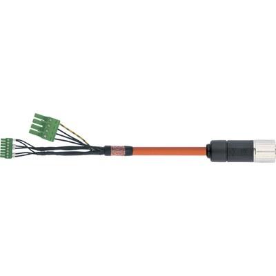 ÖLFLEX® SERVO Extended Line dle Bosch Rexroth / Indramat (PUR)