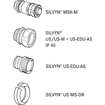 SILVYN® EDU-AS