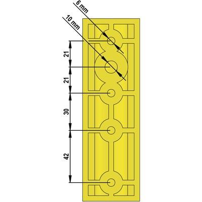 Kilklämmor för rundkablar, RKK