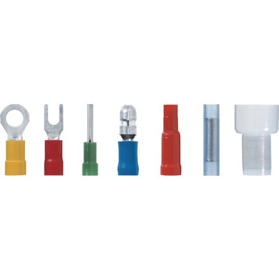 Insulated cable lugs