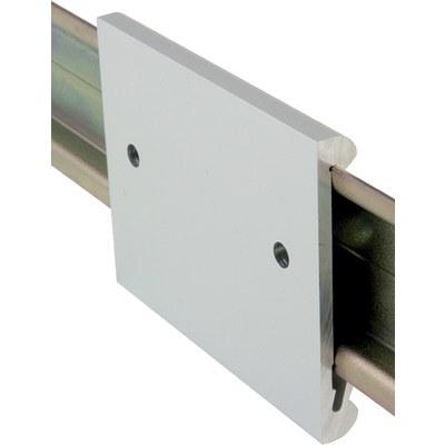 TSH 35 AL - Robust DIN-skenefäste i aluminium som klarar tung belastning