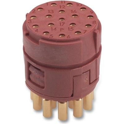 EPIC SIGNAL M23 KIT D6 N 17P BLMS