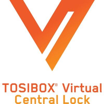 TOSIBOX® Virtual Central Lock - upp till 700 Mbit/s