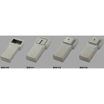 BOS 910 - Handkapsling 224x106x40 mm