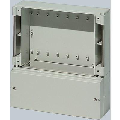 CombiCard II kapslingsdel rygg - Ryggdel RD...K med plintlåda