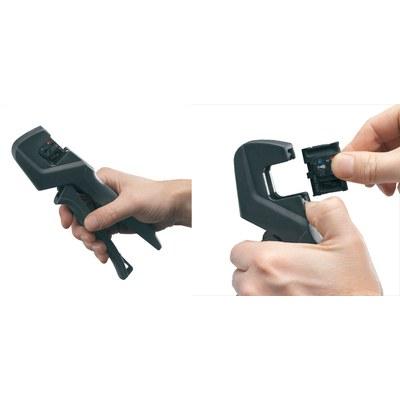 Mobile Crimp Tool Crimpzange